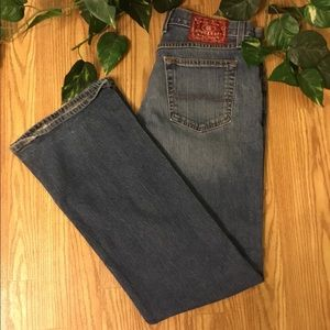 Lucky Brand Dungarees Bootcut Jeans 8/29